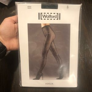 Wolford Adelia Tights Oak Color